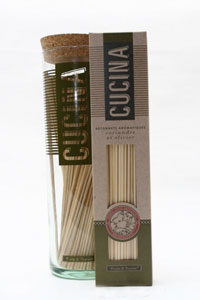 Cucina Olive and Coriander Diffused Sticks