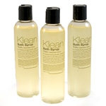 Klean All Natural Blue Hawaii Bath and Shower Wash/ Syrup