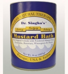 Dr. Singha's Natural Therapy Mustard Bath Soak