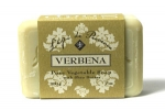 Bar - Shea Verbena Bar Soap - Made by Lepi De Provence