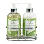 Eucalyptus Hand Cream and Soap Duo - Made by Thymes