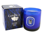 Capri Blue Candle Hibiscus Flower Candle