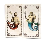 Mermaid & Merman Matches